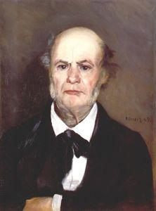 Leonard Renoir - (Pierre-Auguste Renoir)