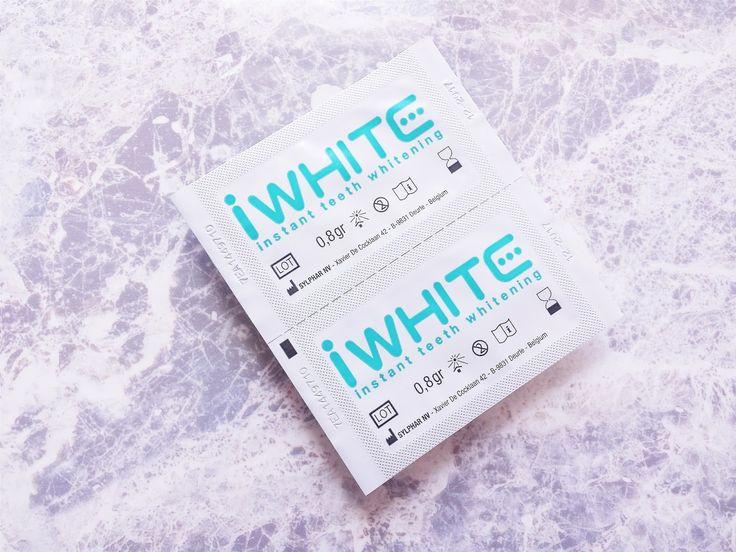 IWhite2 Instant Teeth Whitening Kit