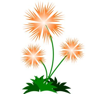Flower clipart, cliparts of Flower free download (wmf, eps, emf ...