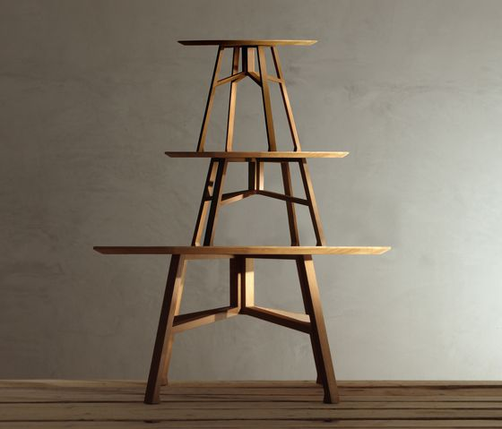 Tables by Michele de Lucchi
