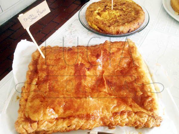 LUCIAcocina, pastel de jamón y quesos  http://luciacocinabogota.blogspot.com/