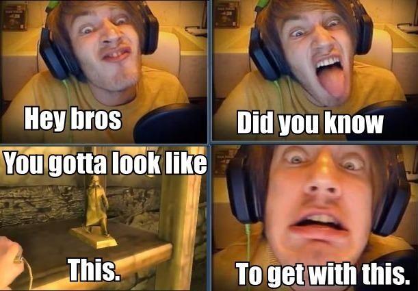 He Makes Hilarious Faces