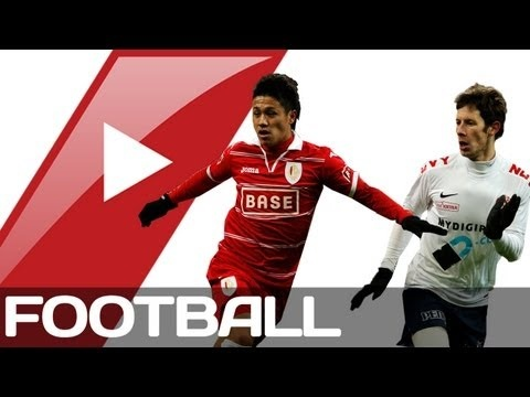 FOOTBALL -  Standard Liege v KV Kortrijk | Belgian Pro League Goals  Highlights | 25-01-2013 - http://lefootball.fr/standard-liege-v-kv-kortrijk-belgian-pro-league-goals-highlights-25-01-2013/