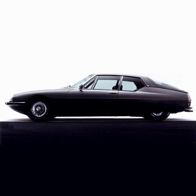 Citroen SM - 1970