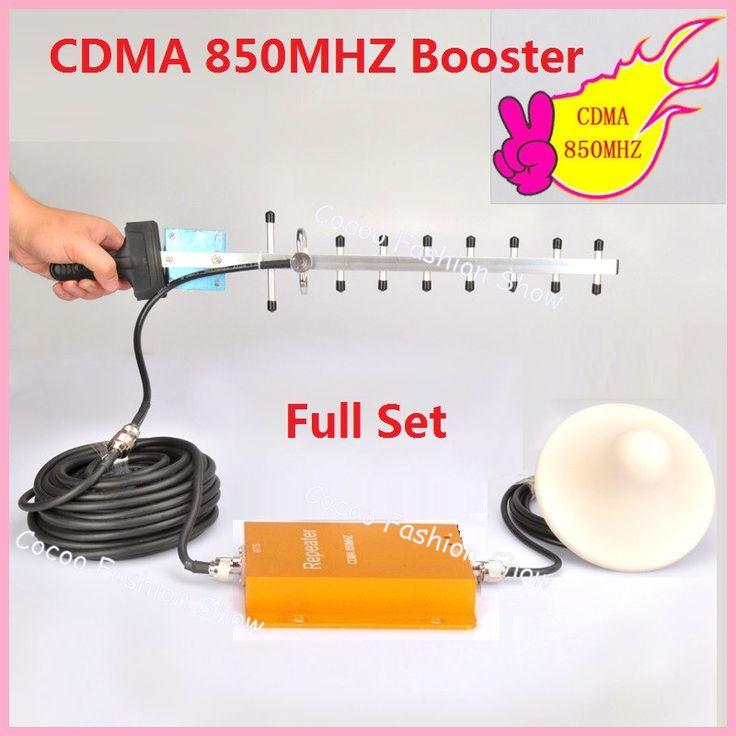 Get Newest Gain 60dbi GSM 850MHZ CDMA 850 Cell Phone Signal Booster +13db Yagi Antenna! CDMA Mobile Phone Repeater Amplifier Booster #Newest #Gain #60dbi #850MHZ #CDMA #Cell #Phone #Signal #Booster #+13db #Yagi #Antenna! #Mobile #Repeater #Amplifier
