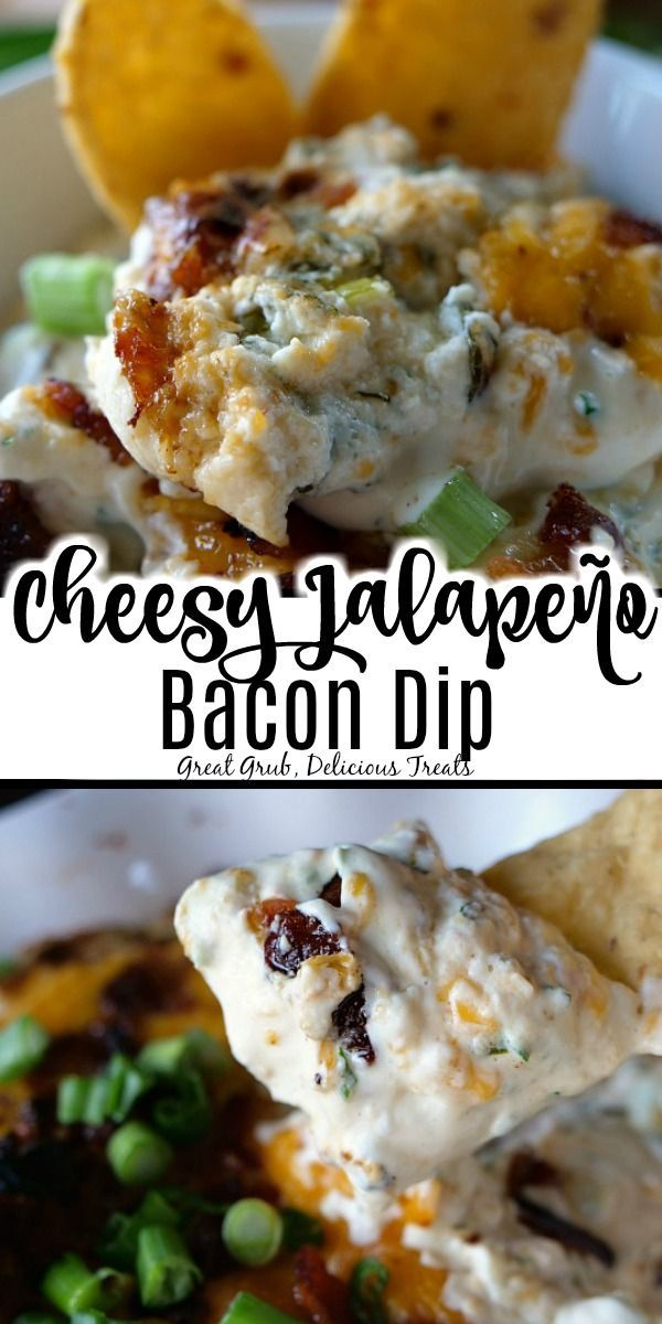 Cheesy Jalapeno Bacon Dip In 2020 Stuffed Jalapenos With Bacon Bacon Dip Appetizer Recipes