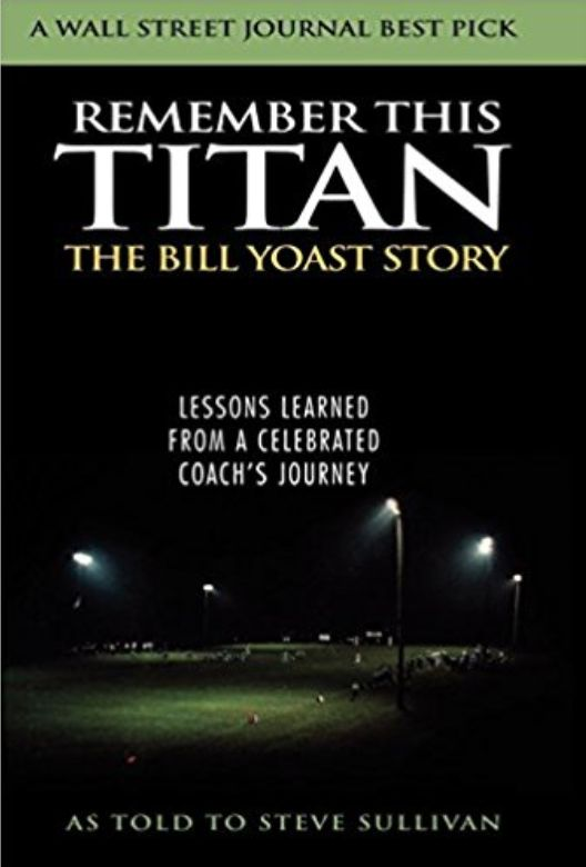 This autobiography tells the story of a white football coach that must turn over his football team to a black coach in the early 1970's. The two work through initial difficulties to produce a successful, diverse, and united football team. This book offers students an insight into what it was like after desegregation.   Yoast, B. & Sullivan, S. (2012). Remember This Titan: The Bill Yoast Story. New York: Taylor Trade Publications.