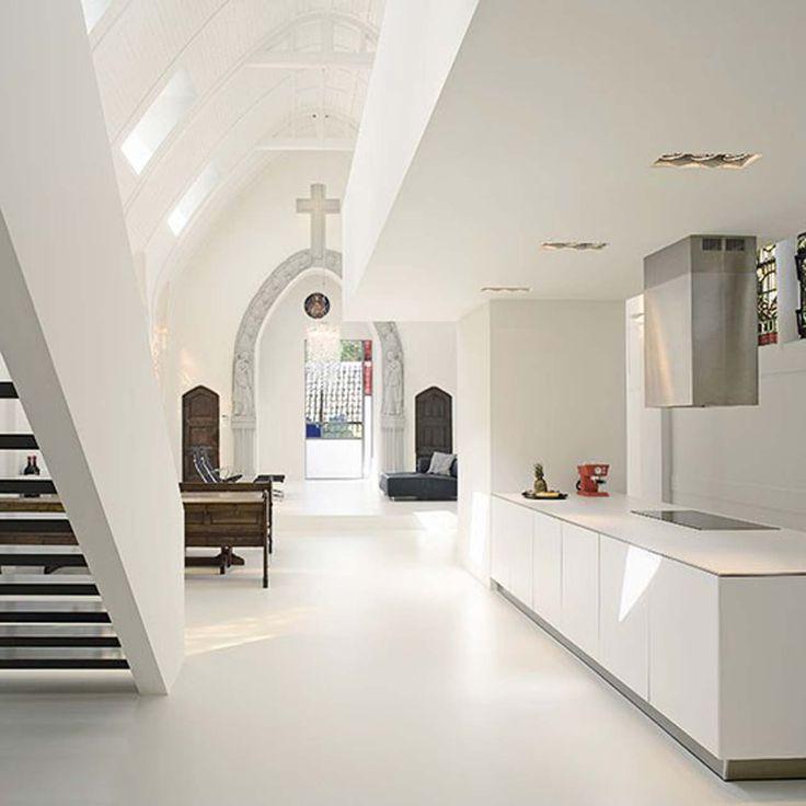 Bulthaup White kitchen design ideas ~ http://www.lookmyhomes.com/white-kitchen-design-ideas-10-best-photos/