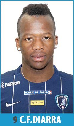 CHEICK FANTAMADY DIARRA - Paris FC