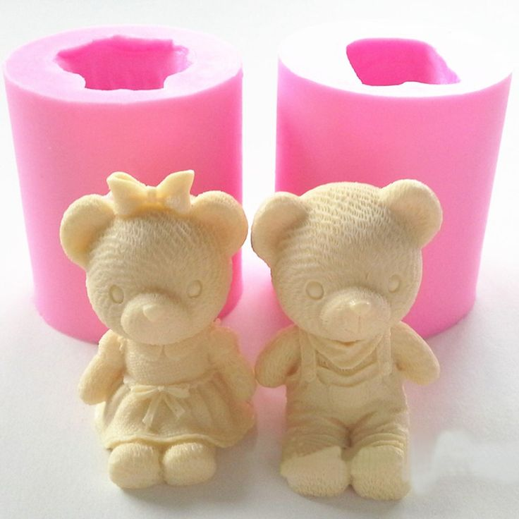 Cheap mould base, Buy Quality candle cake directly from China candle pattern Suppliers:  May be you want to buy:      DIY Girl Bear Silicone Molds Gumpaste Chocolate Clay Candy Mold Fimo Confeitaria Bab