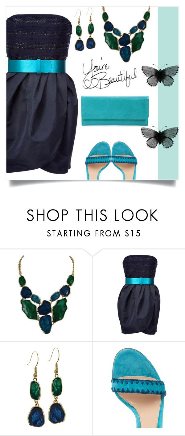 """Sans titre #92"" by spica-caracterielle on Polyvore featuring mode, Jason Wu, Gianvito Rossi, HOBO et eternalcollection"