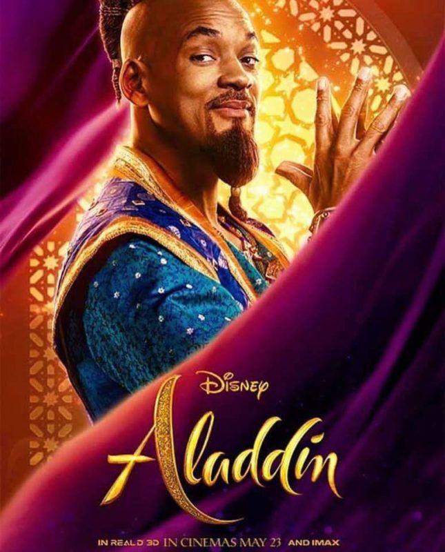 Disney Nos Sorprende Hoy Con Nuevos Posters De Aladino Crhoy Com Pelicula Aladdin Portadas De Peliculas Aladino Pelicula