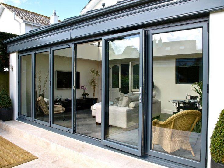We Also Deliver Patio Doors, French Doors, Bi Folding Doors, Porches And  Conservatories