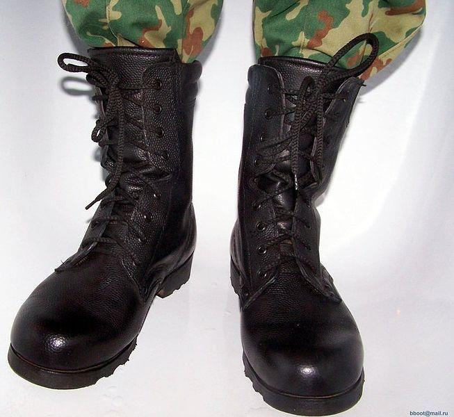 Как шнуровать армейские ботинки