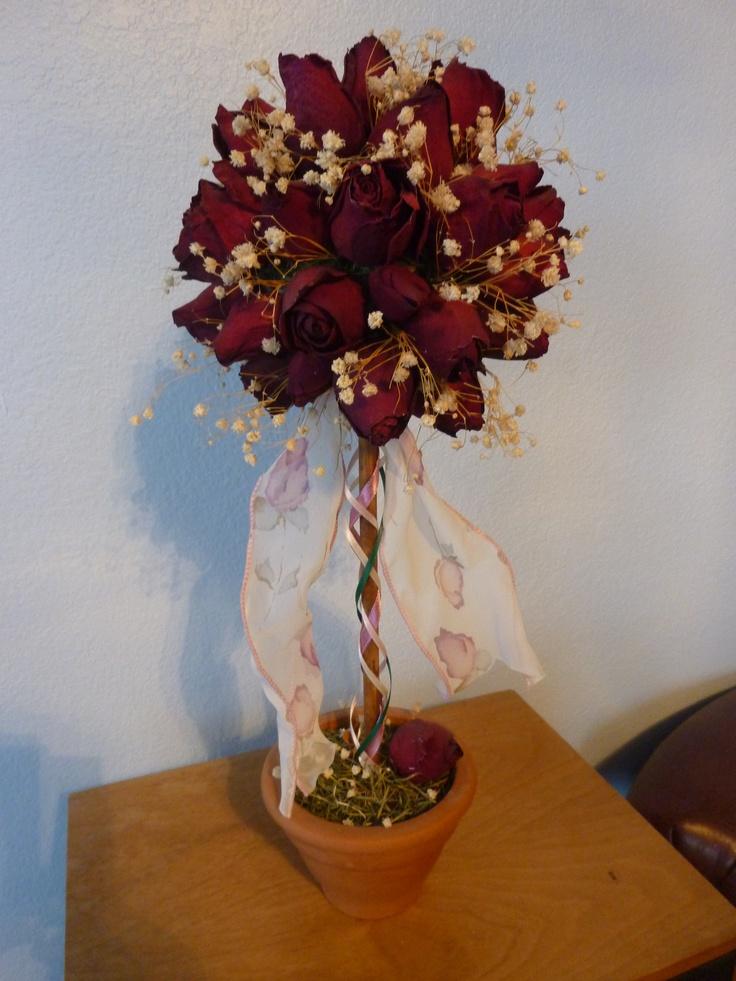 68 Best Rose Craft Images On Pinterest Rose Crafts