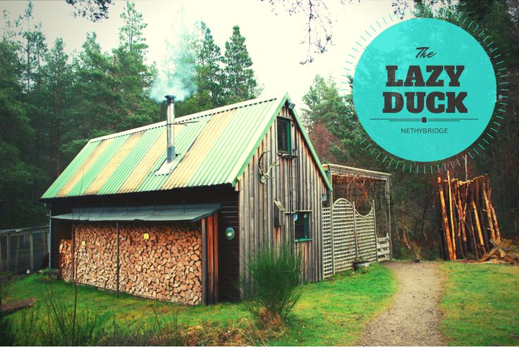 The Lazy Duck Hostel, Nethy Bridge (near Aviemore