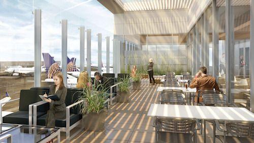United Club Lounge, LAXUnited Club Lounge, LAX #united #unitedairways #dreamliner #businessclass