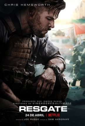 Resgate Torrent Dublado 2020 Chris Hemsworth Hemsworth Netflix Original Movies
