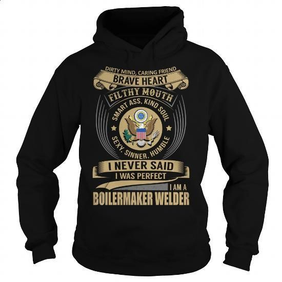 Boilermaker Welder - Job Title Special - #boys #lrg hoodies. SIMILAR ITEMS => https://www.sunfrog.com/Jobs/Boilermaker-Welder--Job-Title-Special-Black-Hoodie.html?60505