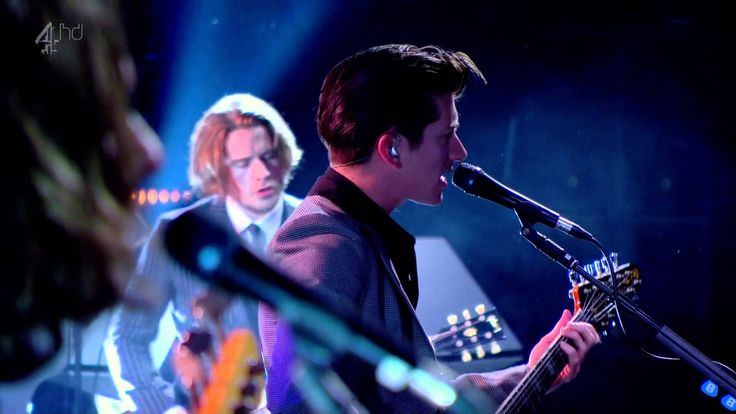 Arctic Monkeys - Do I Wanna Know ? (Mercury Prize 2013)