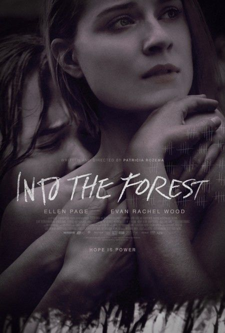 Into The Forest: Movie, After a massive power outage, two sisters must learn to survive in their isolated house in the woods.