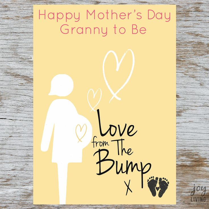father's day from bump card