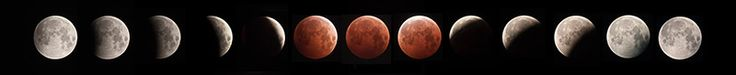 View lunar eclipse @Griffith Observatory // 9-27-15