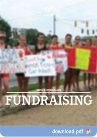 Fundraising for your cheerleading or dance team #cheer