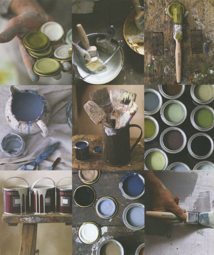 1000 Images About Paint On Pinterest: 1000+ Images About Fired Earth On Pinterest