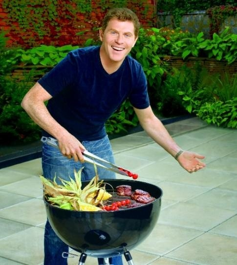 Grill It with Bobby Flay* Love his grill'in recipes.  Best fresh  fig pizza recipe!! yum!