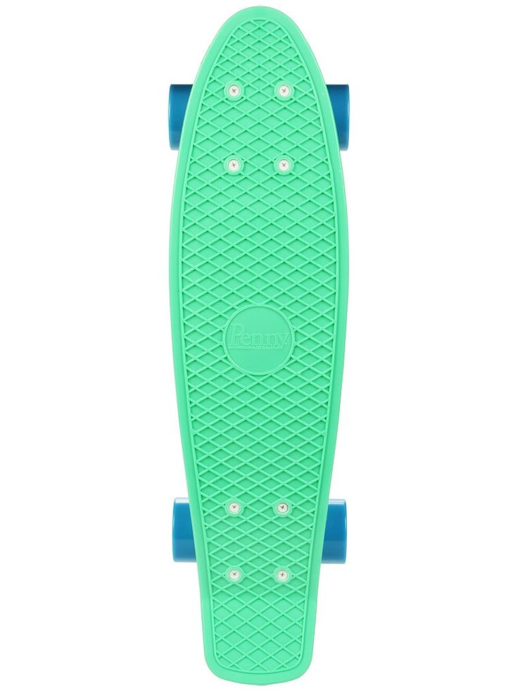 Images For > Mint Penny Board With White Wheels