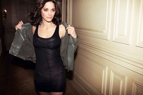 Crummy rooms by myself you know marion cotillard by bruno dayan