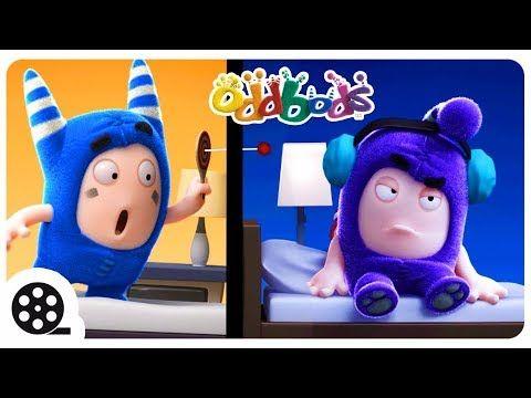 Dibujos Animados   Oddbods - Vecinos Ruidosos   Caricaturas Graciosas para Niños - YouTube