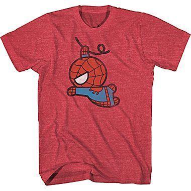 Spiderman Cartoon Tee on shopstyle.com
