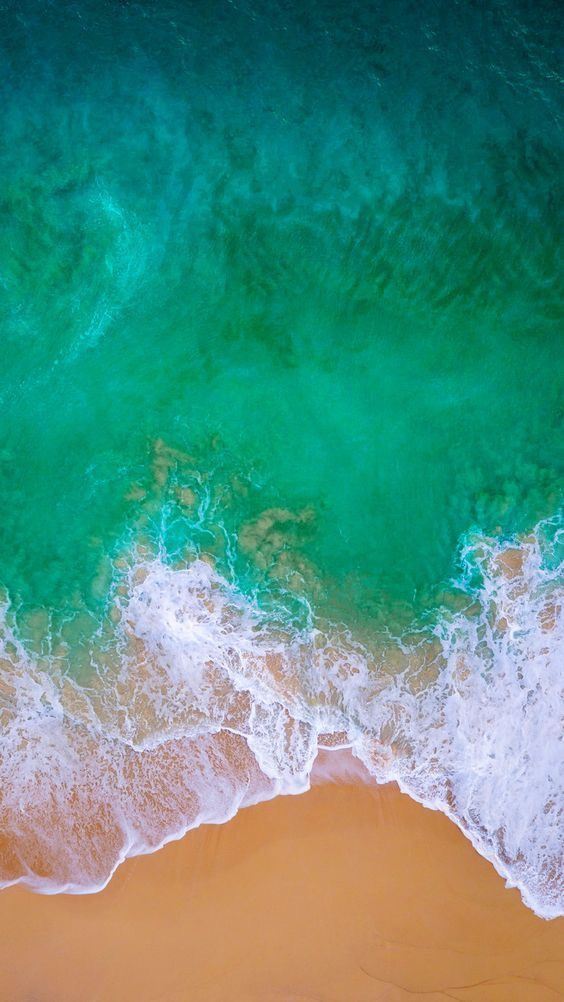 ios 12 original walpaper image by Ro Ma Beach wallpaper