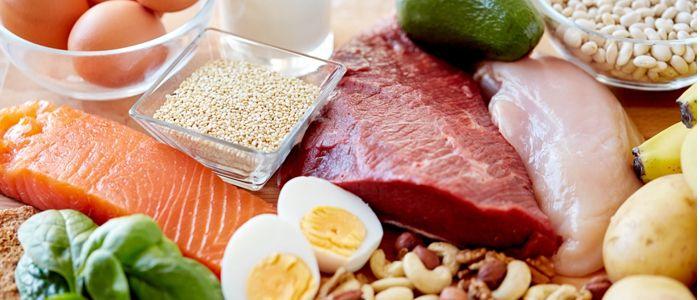 dieta hiperproteica detallada