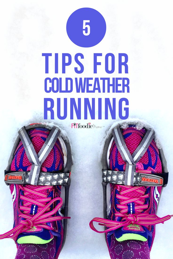 5 Tips for Winter & Cold Weather Running - The Fit Foodie Mama