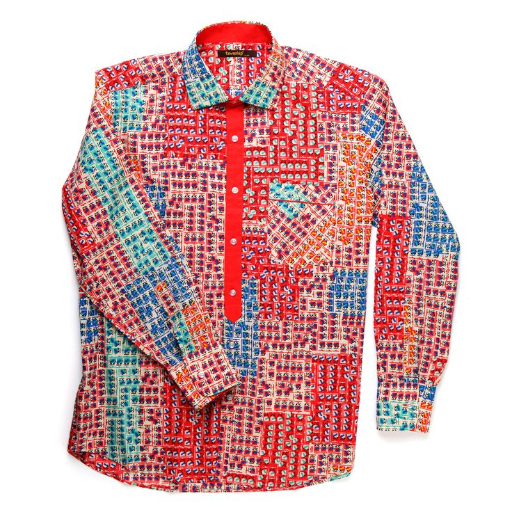 Shirt Long Sleeves by Township, Cape Town