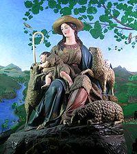 Imagen Divina Pastora de las Almas: Divinapastora1Jpg 665747, Divine Images, Religious Images, Virgen Maria, Divine, Lady Virgen, Divina Pastora, Advocacion Marianas, Divinapastora1 Jpg 665 747