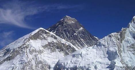 osCurve   Contactos : ¿El Everest es la montaña más alta? Los más curios...