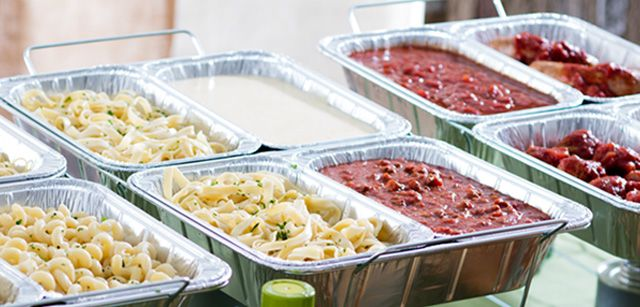 Olive Garden's Create Your Own Pasta Station | Olive ...