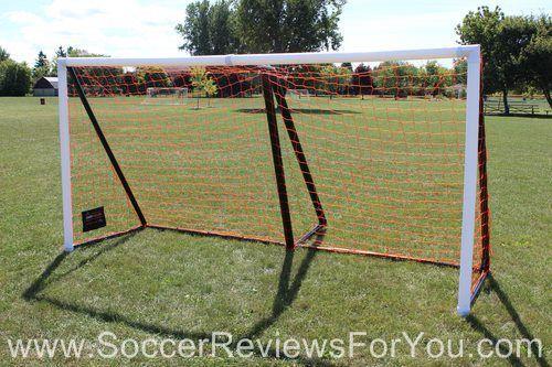 Goalrilla Gamemaker 6x12 Goal Review http://soccerreviewsforyou.com/goalrilla_gamemaker_6x12_goal_review