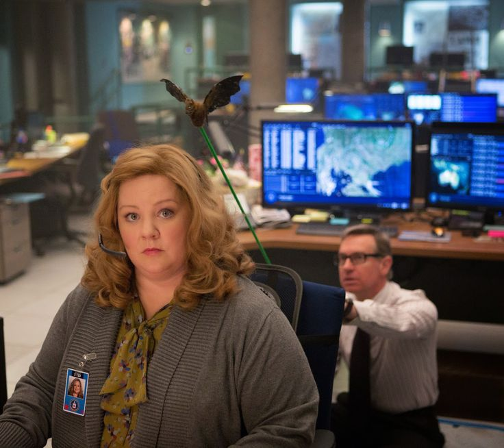 Spy de Paul Feig Film, Melissa mccarthy, Ciné