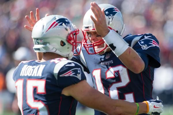 New England Patriots quarterback Tom Brady was named AFC Offensive Player of the Week again for his performance in the 36-33 victory over…
