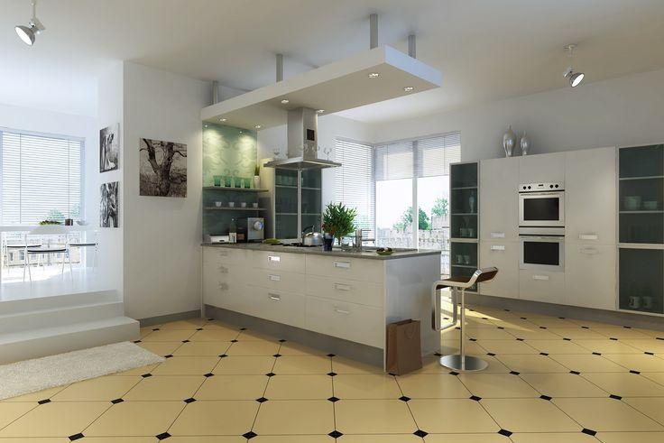 Prachtige robuuste keuken van Bauformat Onze eigen keukens - preise nolte küchen