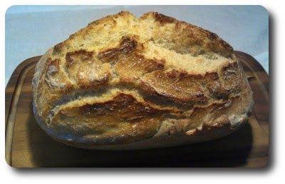 Brød Bagt i Römertopf ~ Spis Med