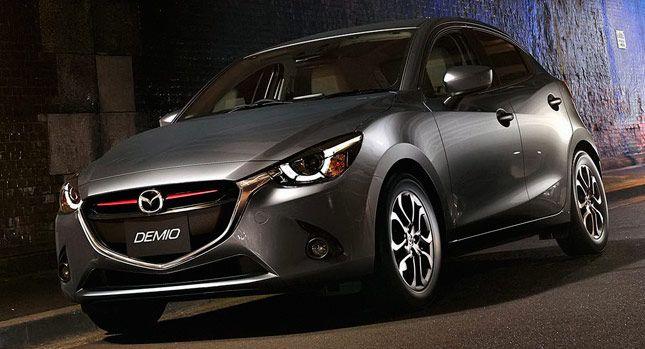 New 2015 Mazda2 Officially Breaks Cover [75 Photos & Videos]