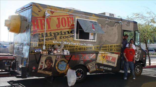 Hey Joe! Filipino Street Food