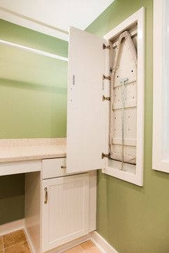 Brentwood Lane Laundry Room - contemporary - laundry room - indianapolis - Case Design & Remodeling Indy