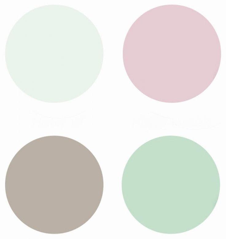 25 beste idee n over meisjes slaapkamer kleuren op pinterest blauwgroene kamers muntkleurige - Kleurverf voor volwassen kamer ...